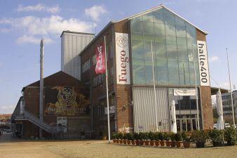 Halle 400 11.04.2005