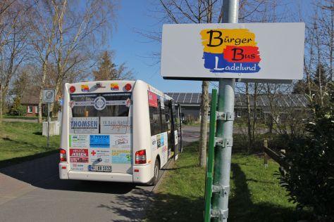 Der Verein BürgerBus Ladelund