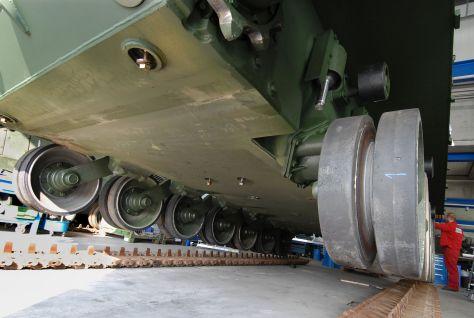 Rheinmetall Defence - Fertigung in Kiel-Suchsdorf