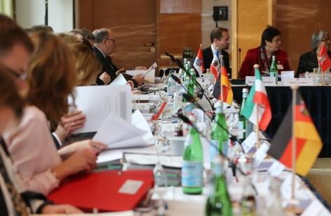 93. Arbeits- und Sozialministerkonferenz 2016