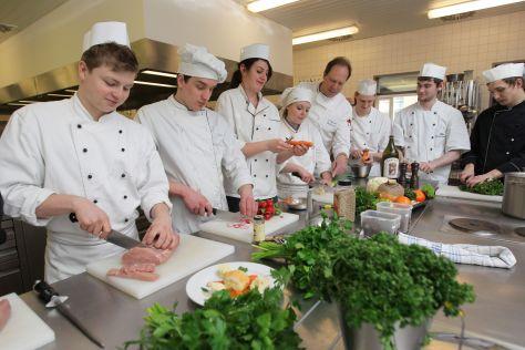 Berufsschule für Köche