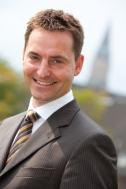 Präsident Klaus-Hinrich Vater