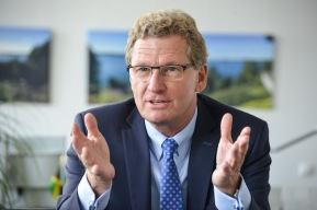 Minister Bernd Buchholz (FDP)