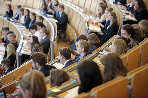 Regionalkonferenz des Europäisches Jugendparlaments