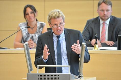 Landtag Juni 2017